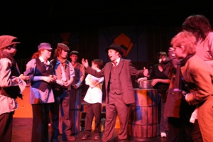 Bugsy Malone and the down n outs